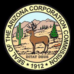 The Arizona Corporation Ciommission Logo