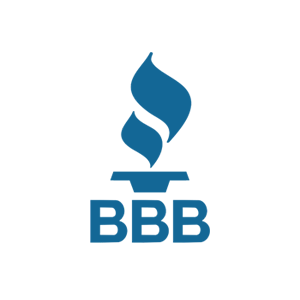 Logo for the Better Business Bureau