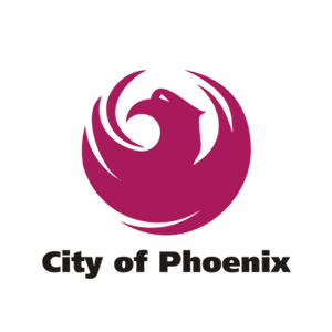logo for the city of Phoenix