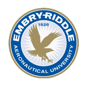 logo for Embry-Riddle aeronautical university