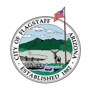 logo for the city of Flagstaff