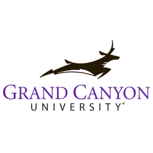 logo for Grand Canyon University