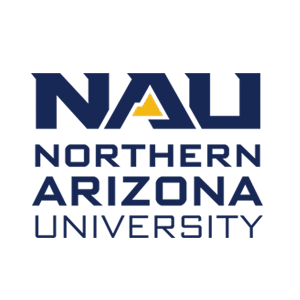 logo for NAU