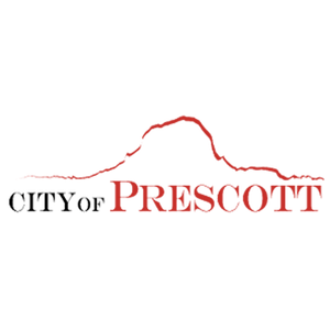 logo for the city of Prescott